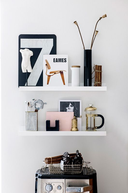 Eames shelf