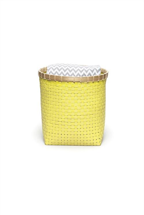 CRyellow basket
