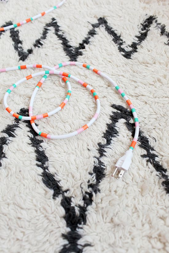 DIY cord