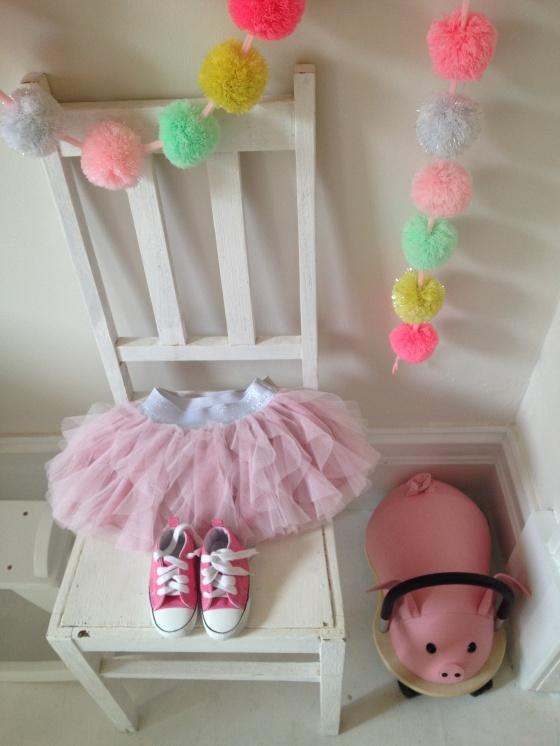 Cleo's room colour